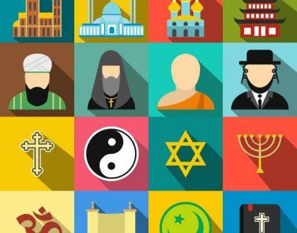 Top 10 maiores religiões do mundo