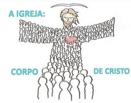 ENSINAMENTOS BÁSICOS DO CRISTIANISMO, A IGREJA O CORPO DE CRISTO (Discipulado Lição 14)